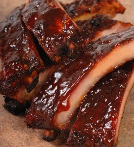 Chick McKissick's Bodacious Barbeque Ribs