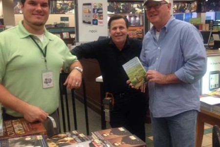 Photos From The 2013 Southeastern Book Tour