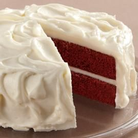 Connie's Red Velvet Cake