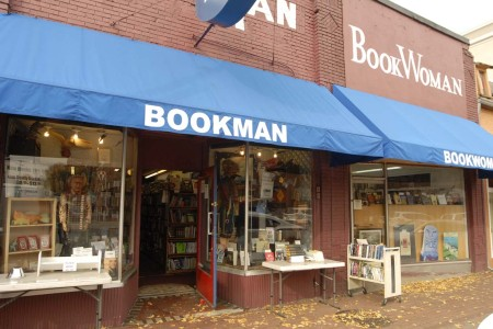 BookMan BookWoman Bookstore Author Event
